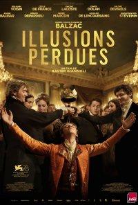 Poster do filme Ilusões Perdidas / Illusions Perdues (2021)