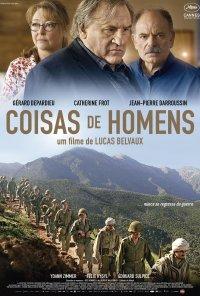 Poster do filme Coisas de Homens / Des hommes (2021)