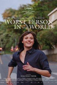 Poster do filme Verdens verste menneske / The Worst Person in the World (2021)