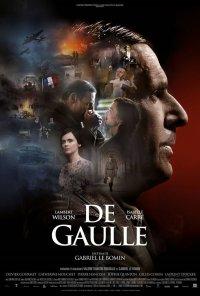 Poster do filme De Gaulle (2020)