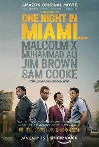Poster do filme One Night in Miami... (2020)