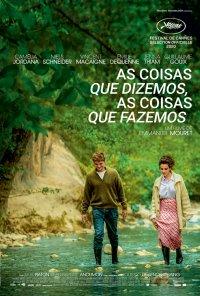 Poster do filme As Coisas Que Dizemos, As Coisas Que Fazemos / Les choses qu'on dit, les choses qu'on fait (2020)