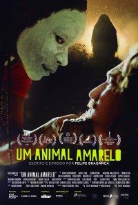 Poster do filme Um Animal Amarelo (2020)