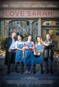 Poster do filme Uma Pastelaria em Notting Hill / Love Sarah (2020)