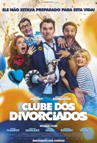 Poster do filme Clube dos Divorciados / Divorce Club (2020)