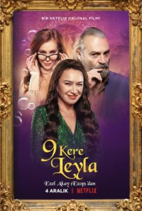 Poster do filme 9 Kere Leyla / Leyla Everlasting (2020)