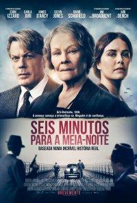 Poster do filme Seis Minutos Para a Meia Noite / Six Minutes to Midnight (2020)