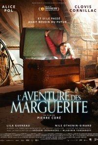 Poster do filme A Fantástica Viagem de Margot e Marguerite / L'Aventure des Marguerite (2020)