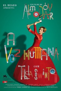 Poster do filme A Voz Humana / The Human Voice (2020)