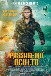 Poster do filme O Passageiro Oculto / Shadow in the Cloud (2021)