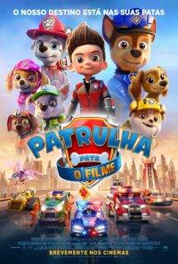 Poster do filme Patrulha Pata: O Filme / Paw Patrol: The Movie (2021)