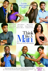 Poster do filme Think Like A Man (2012)