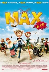 Poster do filme Max e Companhia / Max & Co (2008)