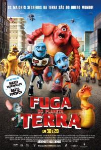 Poster do filme Fuga do Planeta Terra / Escape from Planet Earth (2013)