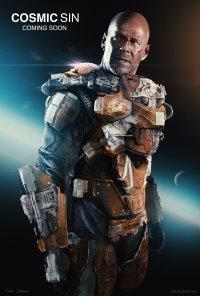Poster do filme Cosmic Sin (2021)