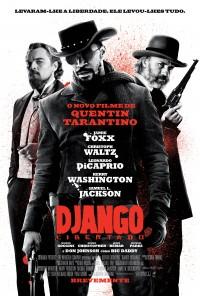 Poster do filme Django Libertado / Django Unchained (2012)