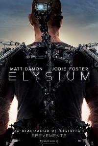 Poster do filme Elysium (2013)