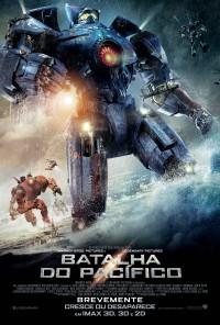 Poster do filme Batalha do Pacífico / Pacific Rim (2013)
