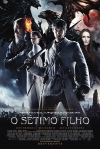 Poster do filme O Sétimo Filho / The Seventh Son (2013)