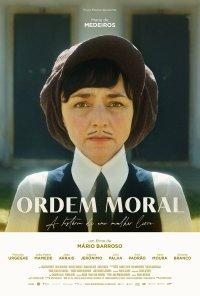 Poster do filme Ordem Moral (2020)