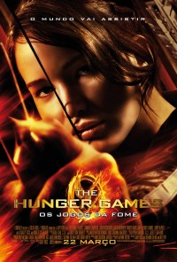 Poster do filme Os Jogos da Fome / The Hunger Games (2012)