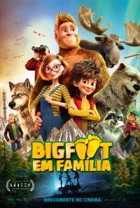 Poster do filme Bigfoot em Família / Bigfoot Family (2020)