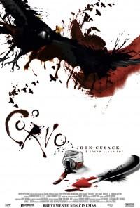 Poster do filme O Corvo / The Raven (2012)