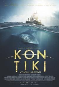 Poster do filme Kon Tiki - A Viagem Impossível / Kon Tiki (2012)