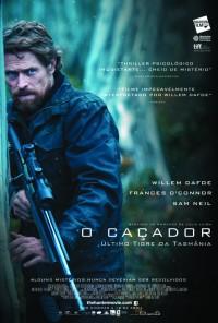 Poster do filme O Caçador - Último Tigre da Tasmânia / The Hunter (2012)