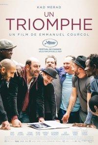 Poster do filme Un triomphe (2020)