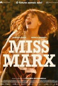 Poster do filme Miss Marx (2020)