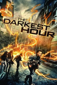 Poster do filme A Hora Mais Negra / The Darkest Hour (2011)