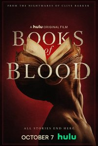 Poster do filme Books of Blood (2020)