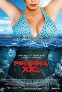 Poster do filme Piranha XXL / Piranha 3DD (2012)