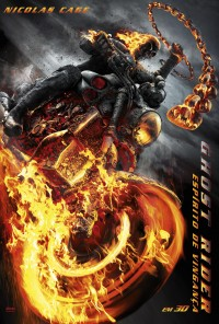 Poster do filme Ghost Rider: Espírito de Vingança / Ghost Rider: Spirit of Vengeance (2012)