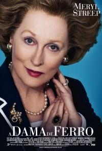 Poster do filme A Dama de Ferro / The Iron Lady (2011)
