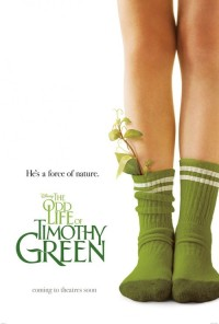 Poster do filme A Extraordinária Vida de Timothy Green / The Odd Life of Timothy Green (2012)