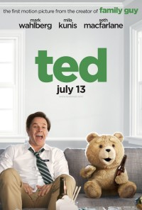 Poster do filme Ted (2012)