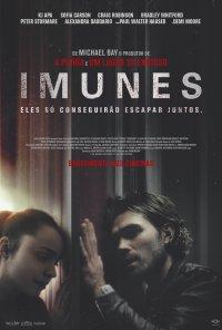 Poster do filme Imunes / Songbird (2020)