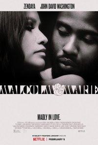Poster do filme Malcolm & Marie (2021)