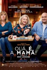Poster do filme Olá é a Mamã / Un tour chez ma fille (2021)