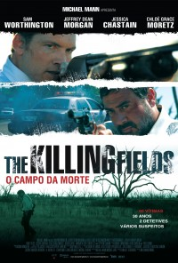Poster do filme O Campo da Morte / Texas Killing Fields (2011)