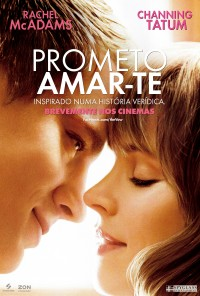Poster do filme Prometo Amar-te / The Vow (2012)