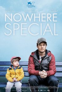 Poster do filme Sempre Perto de Ti / Nowhere Special (2021)
