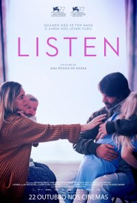Poster do filme Listen (2020)