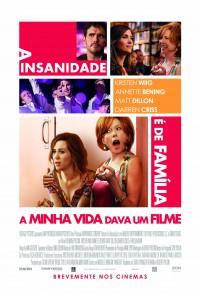 Poster do filme A Minha Vida Dava Um Filme / Girl Most Likely (2013)