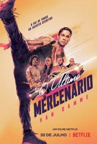 Poster do filme O Último Mercenário / Le Dernier Mercenaire (2021)