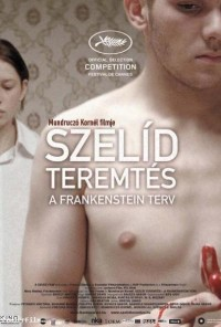 Poster do filme Szelíd Teremtés - A Frankenstein Terv / Tender Son: The Frankenstein Project (2010)