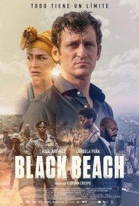 Poster do filme Black Beach (2020)