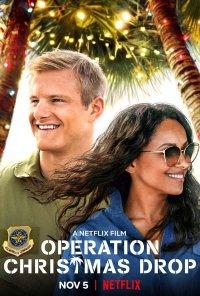Poster do filme Operação Feliz Natal / Operation Christmas Drop (2020)